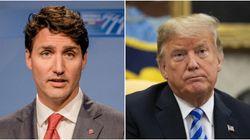 Trump et Trudeau laissent entendre qu'ils pourraient tourner le dos à
