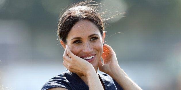 Un premier anniversaire depuis son mariage royal pour Meghan