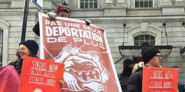 Ville sanctuaire: Montréal planche sur le «don't ask, don't tell» pour protéger les immigrants sans