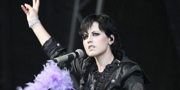 Dolores O'Riordan, la chanteuse des Cranberries, est morte d'une noyade
