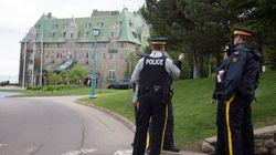 G7: le nombre de policiers a nui aux libertés d'expression, conclut un
