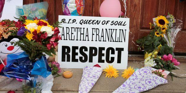 Aretha Franklin est-elle née noire ou féministe en