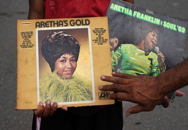Les albums «Aretha's Gold» et «Soul'69» avaient tous deux été lancés en
