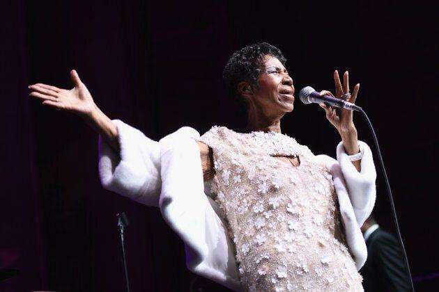 Aretha Franklin est décédée d'un cancer du pancréas, la semaine