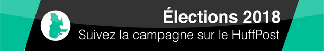 Élections 2018: la CAQ plafonne et le débat des chefs sera
