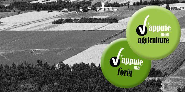 Il est temps d'appuyer notre agriculture et notre
