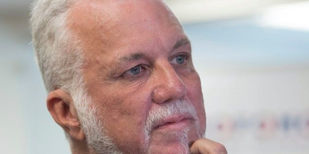 Immigration: Philippe Couillard planifie une hausse
