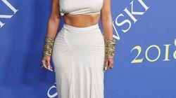 Kim Kardashian travaille sur son