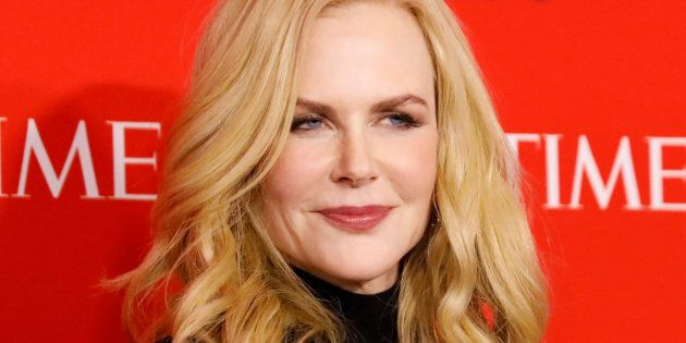 Nicole Kidman méconnaissable dans son nouveau film,
