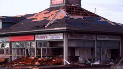 Tornade: une «zone de guerre» dit le maire