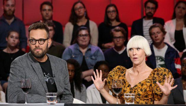 «Tout le monde en parle»: Pénélope McQuade s'attaque aux trolls et se confie sur l'affaire