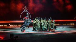 Le Cirque du Soleil se produit en Arabie saoudite malgré la crise