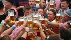 Oktober Fest: la plus grande fête de la bière a ouvert ses