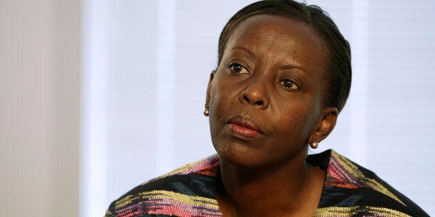 L'actuelle ministre des Affaires étrangères, Louise Mushikiwabo, est candidate au poste de Secrétaire...