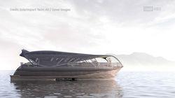 Voici le premier yacht à énergie