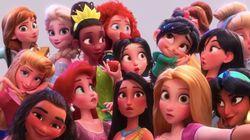 Accusé d'avoir «blanchi» une de ses princesses, Disney lui rend ses traits