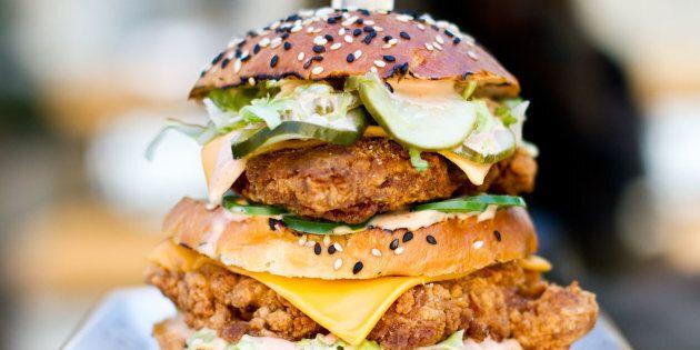 Les 12 hamburgers les plus cochons de la Semaine du Burger