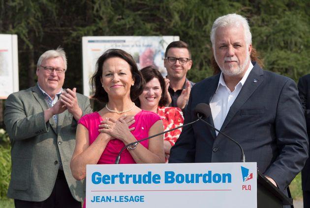Élections 2018: la vision en santé des libéraux a convaincu Gertrude