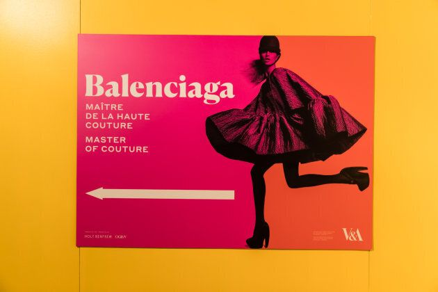 Des looks de feu pour l'expo Balenciaga au Musée