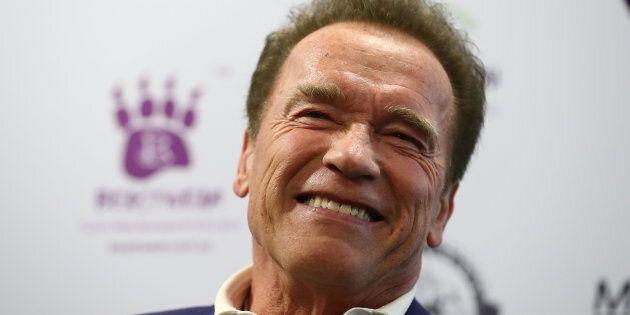 Arnold Schwarzenegger a su trouver les bons mots pour cette personne souffrant de