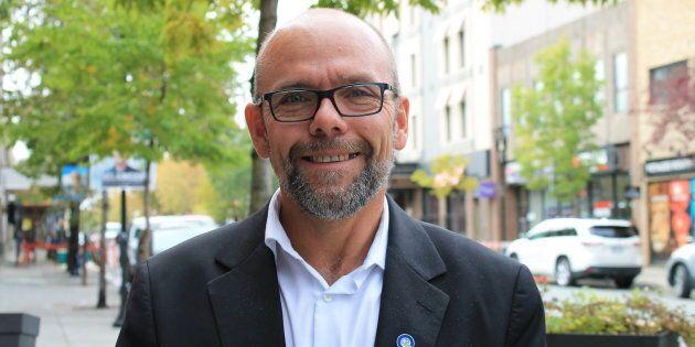 Sylvain Vachon, un entrepreneur agricole de la région, est le «poulain» du député sortant François