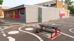 Des annexes temporaires pour des écoles pleines à craquer à