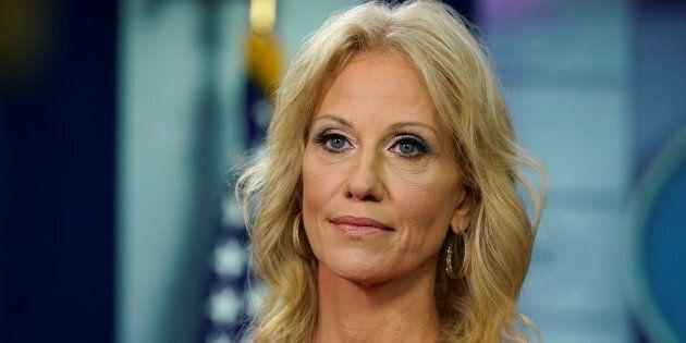 Une proche conseillère de Donald Trump, Kellyanne Conway, révèle avoir été victime d'agression