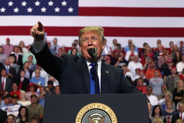Donald Trump accusé d'évasion fiscale par le «New York Times»: une enquête est