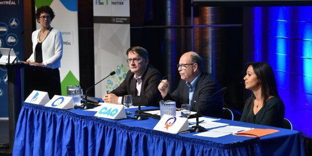 Le Parti libéral absent d'un débat sur l'environnement à HEC