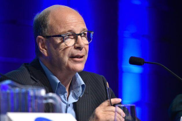 Richard Campeau, candidat de la CAQ dans la circonscription montréalaise de