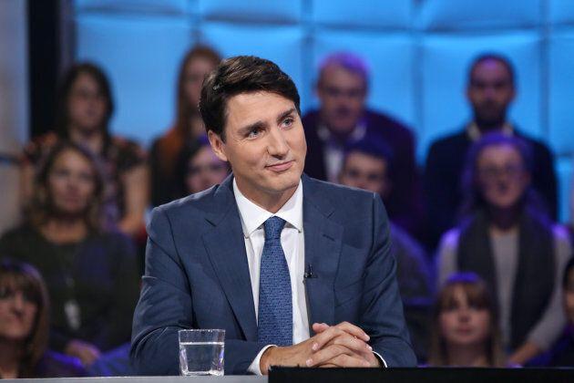 Le premier ministre du Canada a aussi été questionné sur le dossier Netflix et la candidature de Michaëlle...