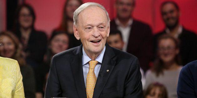 L'entrevue avec l'ancien premier ministre Jean Chrétien a provoqué de vifs débats lors de l'émission...
