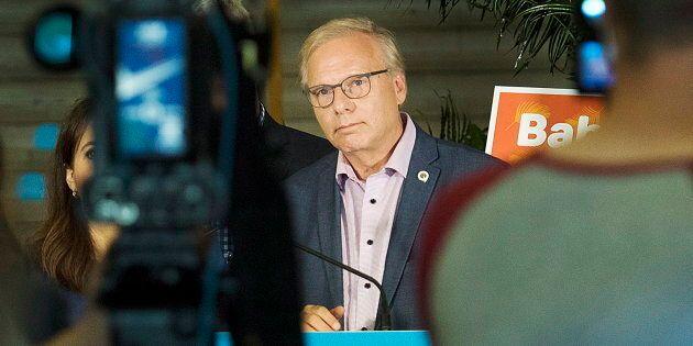 Débat dans Rosemont: Jean-François Lisée lance un appel au vote
