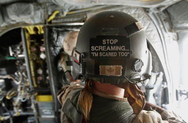 Les vétérans qui ont servi dans des conflits récents comme la guerre en Afghanistan sont soumis à des...