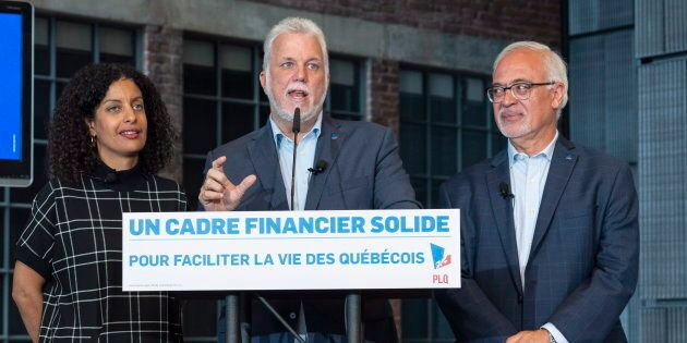 Le Parti libéral poursuivrait sa «gestion prudente» des finances