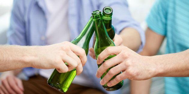 Un adolescent sur quatre boit de façon excessive au