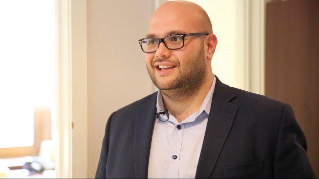 Vincent Geloso, économiste et chercheur associé à l'Institut économique de Montréal