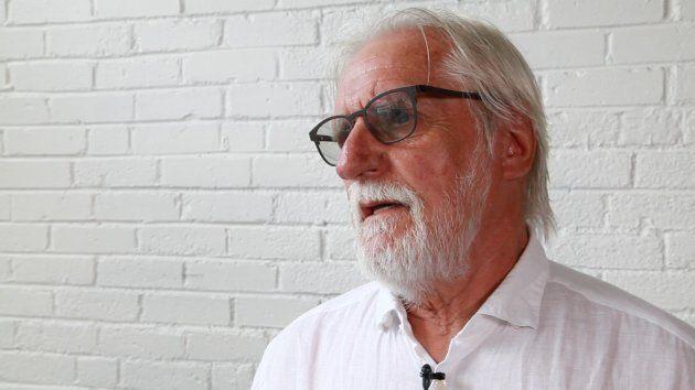 Victor Piché, chercheur à la Chaire Oppenheimer de