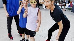 Le message d'amour de Céline Dion à ses jumeaux de 8