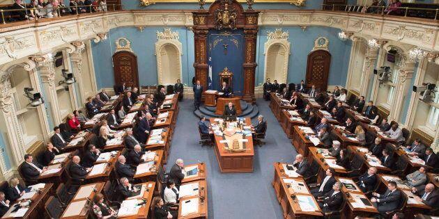 Une loi sur la parité enverrait un signal clair que la société québécoise veut un Parlement paritaire...