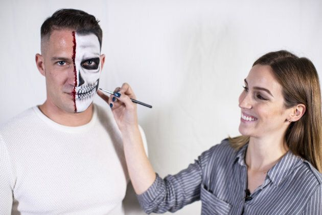 Belle gueule: comment réussir son maquillage d'Halloween selon Cynthia
