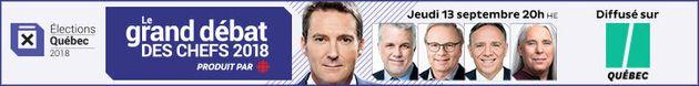 Le Parti libéral du Québec a-t-il débuté sa campagne avant le déclenchement des