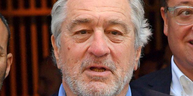 Robert De Niro: le vote est «plus puissant que les