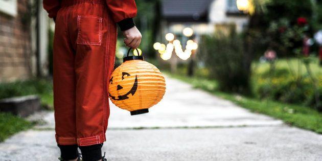 Halloween: Enfants-Retour transmet ses conseils de