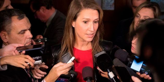La procureure générale de l'Ontario Caroline
