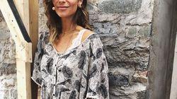 Amélie B. Simard attend son premier