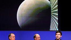 Une photo «jolie et sale» envoyée par la sonde InSight sur