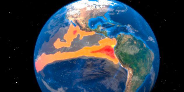 Météo : fortes chances de voir El Niño resurgir d'ici
