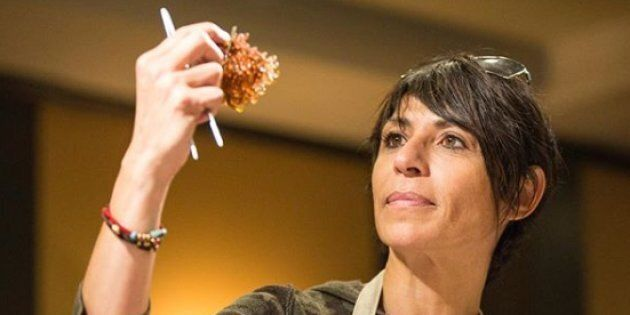 Dominique Crenn, première femme cheffe à obtenir trois étoiles Michelin aux