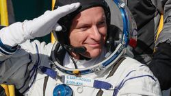 David Saint-Jacques rejoint la Station spatiale